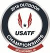2018 USATF champs logo